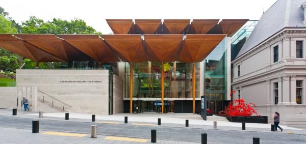 Auckland Art Zealand Attractions