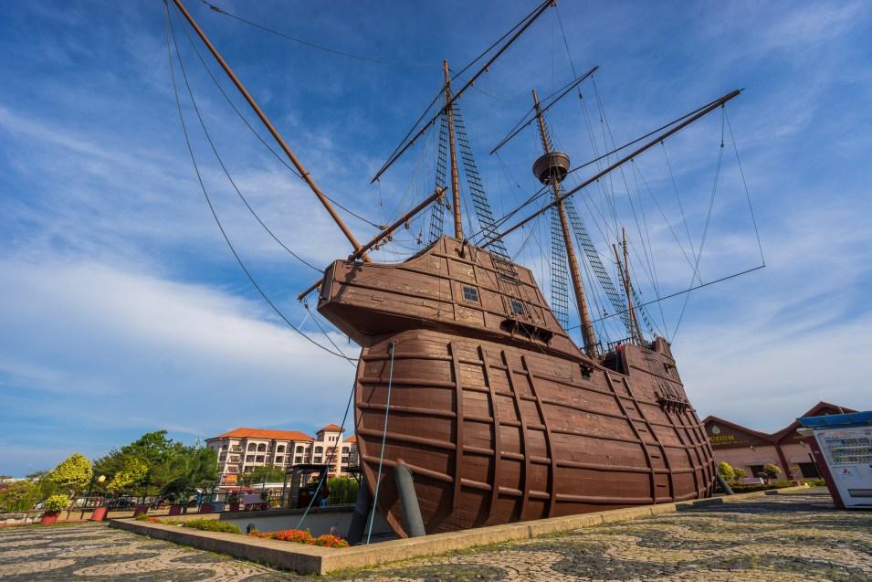 Kết quả hình ảnh cho portuguese ship melaka