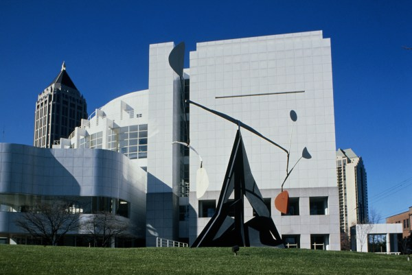 High Museum Of Art Atlanta Usa Attractions - Lonely Planet