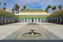 Bahia Palace Marrakesh Morocco Attractions - Lonely Planet