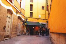 Chocolater De San Gin Madrid Spain Nightlife