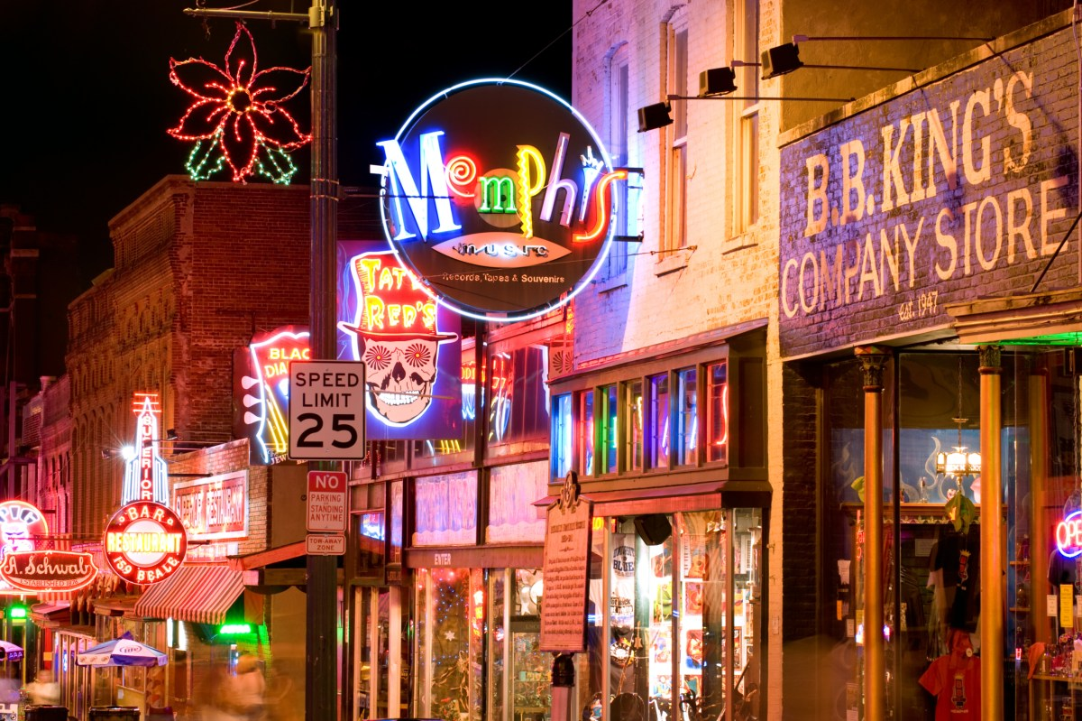 Memphis Travel Usa - Lonely Planet
