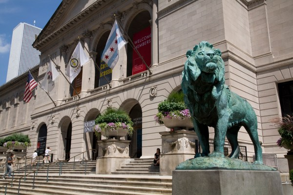 Art Institute Of Chicago - Lonely Planet