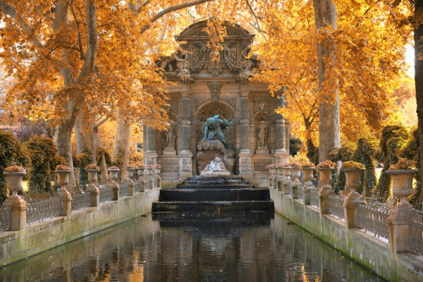Jardin Du Luxembourg Paris France Attractions - Lonely