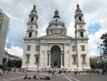 Basilica Of St Stephen Budapest Hungary Attractions