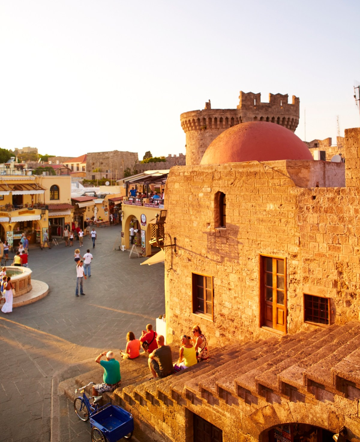 Rhodes Town Travel - Lonely Planet