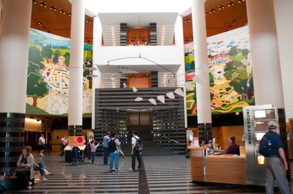 San Francisco Museum Of Modern Art Usa