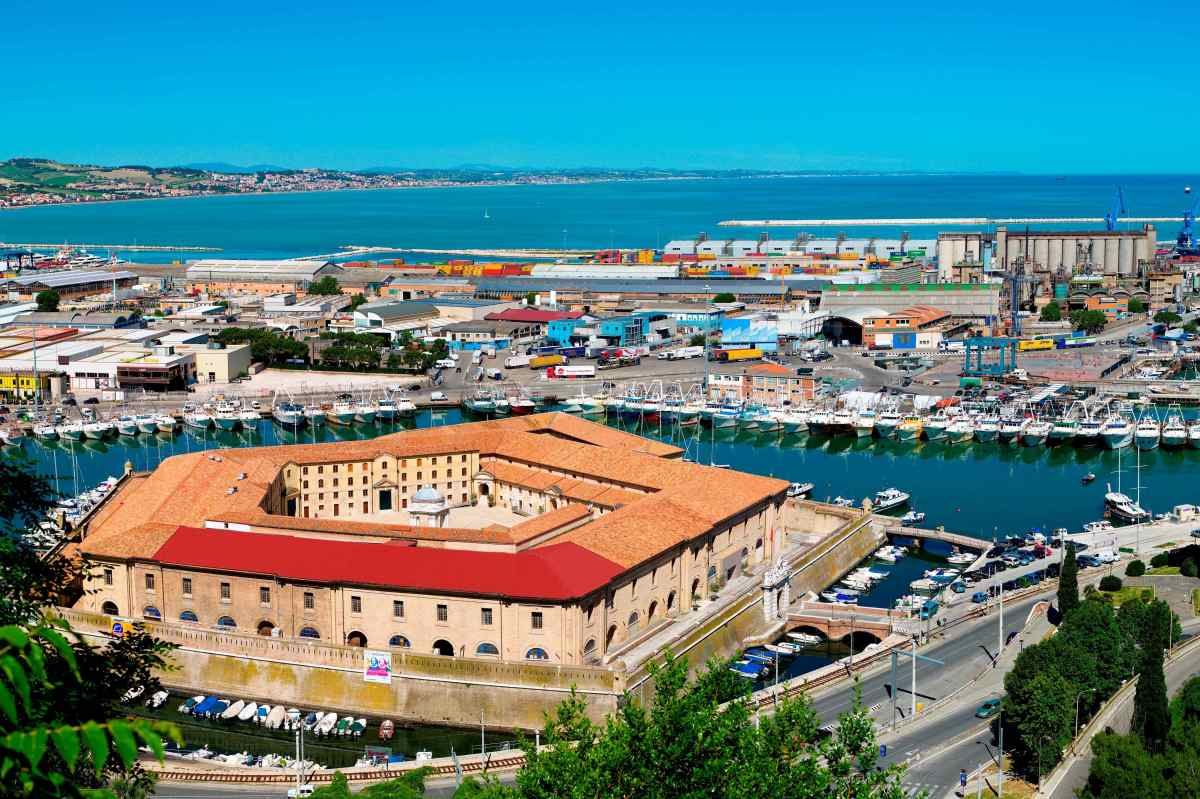 Ancona Travel Umbria Le Marche Italy Lonely Planet