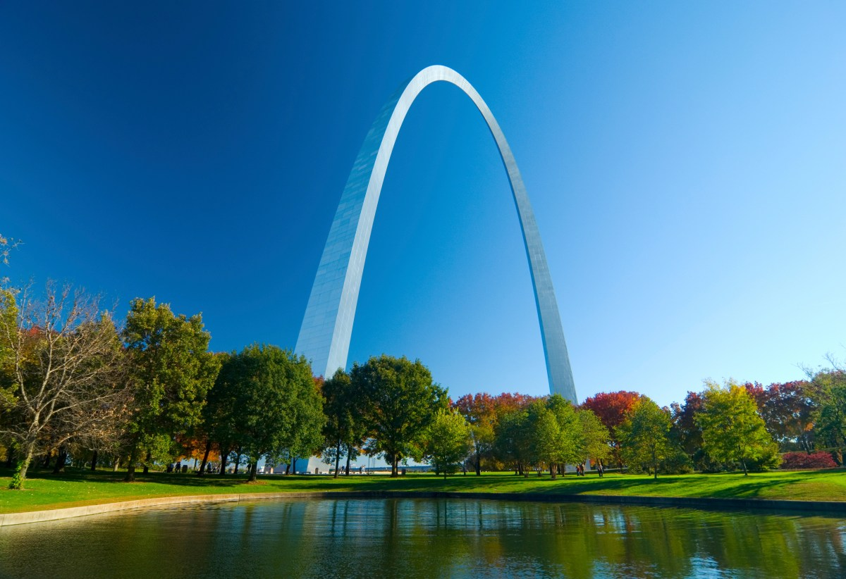 St Louis Travel Great Plains Usa - Lonely Planet