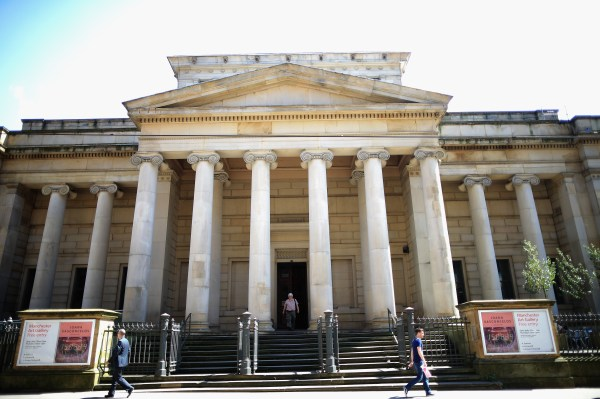 Manchester Art England Attractions