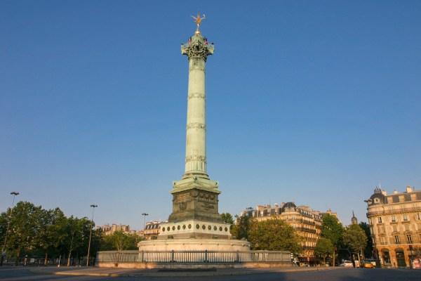 Place De La Bastille - Lonely Planet