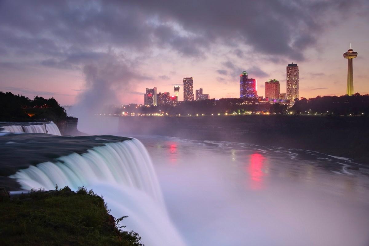 Central Park Fall Desktop Wallpaper Niagara Falls Travel Ontario Canada Lonely Planet