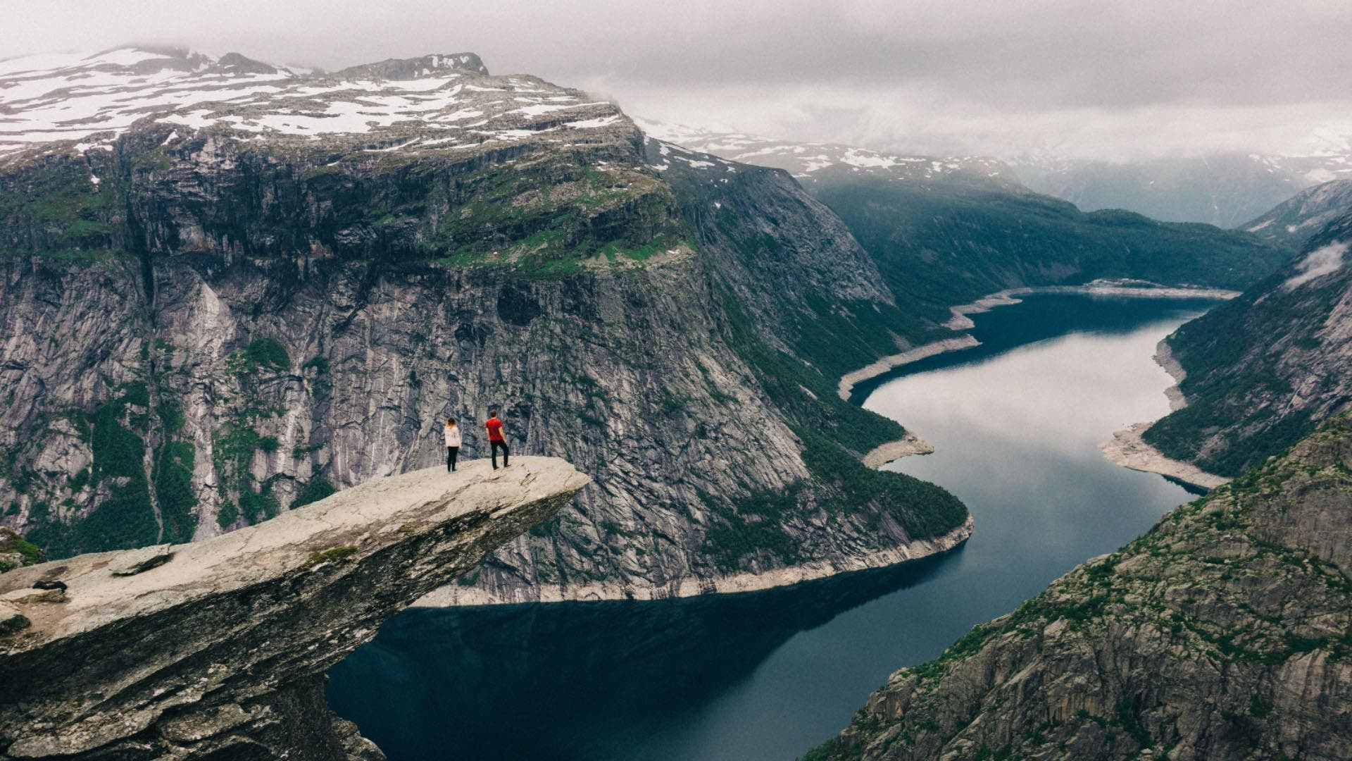 Discover Norway S Trolltunga Lonely Planet Video