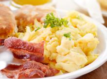 Eat a great breakfast
