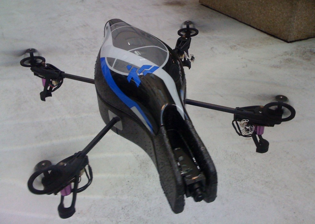 Hovering Drone