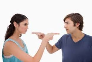 The anger and resentment