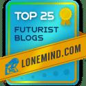 Top 25 Futurist Blog Winners