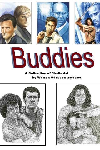 """Warren Oddsson Artwork - """"Buddies"""""""
