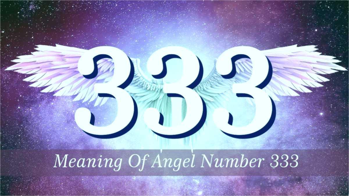 spiritual meaning of 333