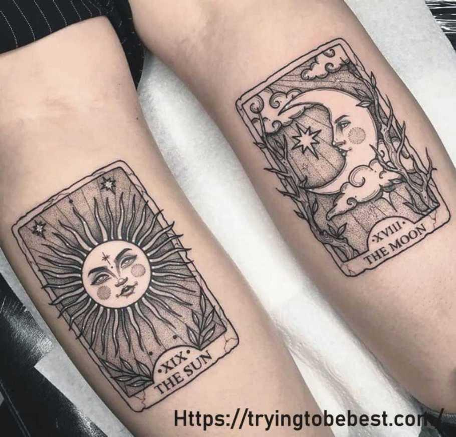 Tarot Tattoos