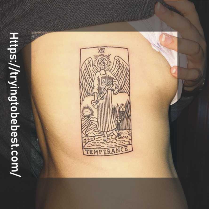 Tarot Cards Tattoos