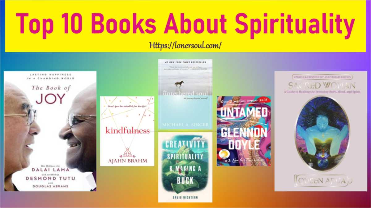 Best Books on Spirituality
