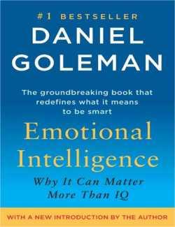 Emotional Intelligence -- book about spirituality