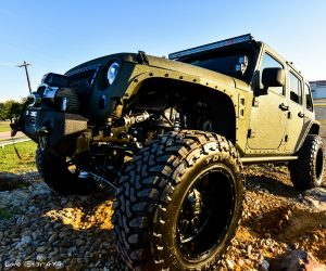 RIPP Supercharged Jeep Front Dirvers Side