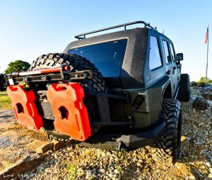 RIPP Supercharged Jeep Rear Passenger Side