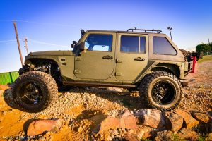 RIPP Supercharged Jeep Full Body View