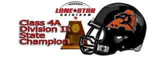 Aledo Bearcats - Class 4A Division II State Champions