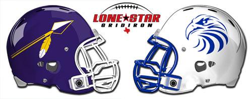 Texas high school football games of the week