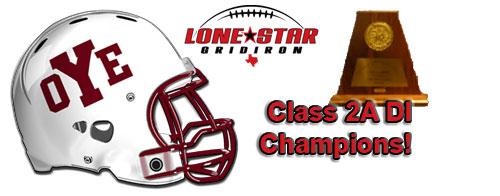 Texas high school football state championship playoffs