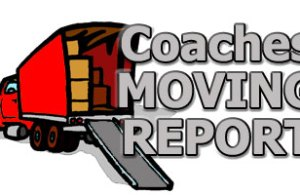 moving van, moving report, Texas high school football,