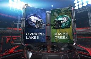 Video Texas high school football