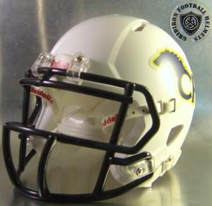 Cypress Ranch Mustangs 2014-2015 Mini-Helmet