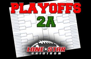 2A Texas high school football playoffs UIL