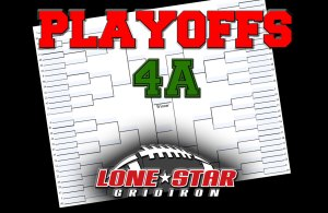 UIL Texas high school football playoffs Class 4A