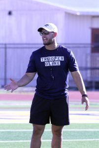 Coach Pedregon