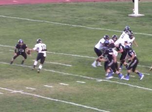 McCook fakes the Option