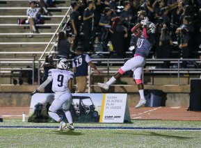 Lamar Consolidated vs Bryan Rudder 2019 by Tommy Hays
