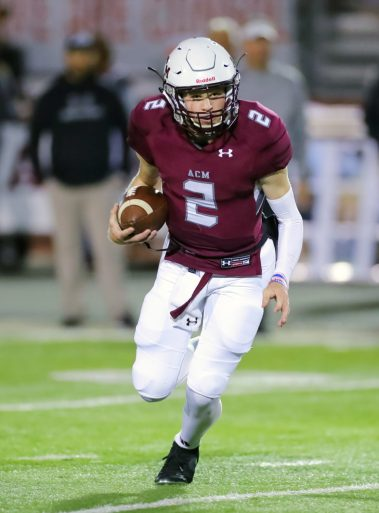 A&M Consolidated vs Bryan Rudder 099