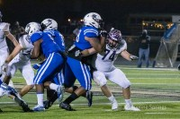 Geronimo Navarro vs Navasota 2020 playoffs Jacqueline Springs