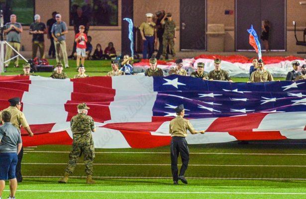 Tomball vs. Tomball Memorial football game {48-35} on 9-24-2021
