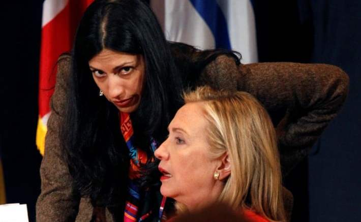 The FBI found emails pertinent to its Clinton investigation, reportedly on a computer from Abedin's home. That doesn't jibe with what she told lawyers this summer.