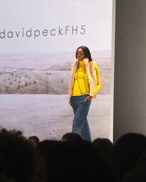 david peck fashion houston five, david peck vest, david peck fashion houston