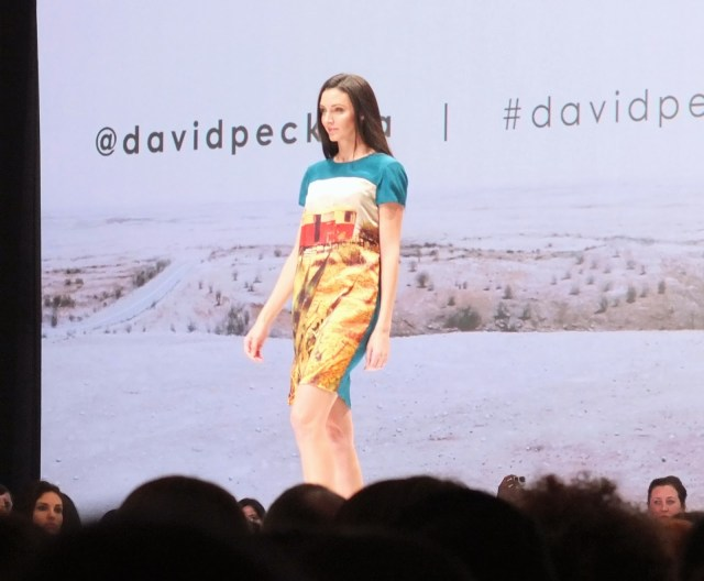 david peck fashion houston five, david peck mini dress, david peck fashion houston