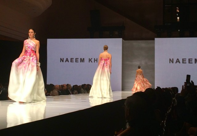 Naeem Khan Houston, Naeem Khan Fashion Houston, Fashion Houston Floral Dress, Floral Naeem Khan Dress, Lone Star Looking Glass Blog