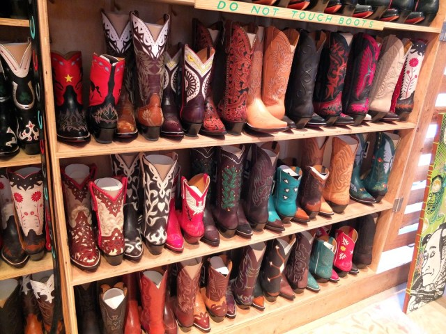 Heritage Boot, Heritage Boot Texas, Heritage Boot Austin, Boot shop on South Congress, Boots on South Congress, Heritage Boot South Congress, Austin Texas South Congress