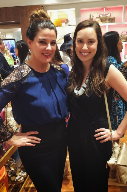 Elaine Turner, Alice Kerley,  Houston Blogger, Houston Fashion Blogger, Elaine Turner Gives Back, Elaine Turner Spring Collection Launch Party, The Lone Star Looking Glass